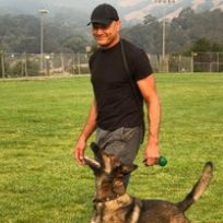 Ken Carpenter Callifornia Dog Trainer at Dog Dynamics