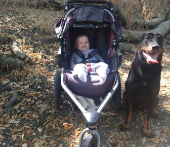 Hike with Spike