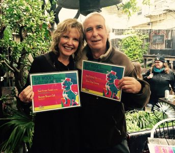 Bay Woof Award San Francisco with Ian Dunbar