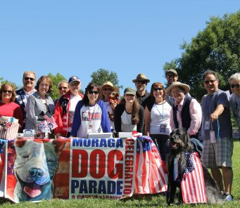 Moraga Fourth of July Dog Parade